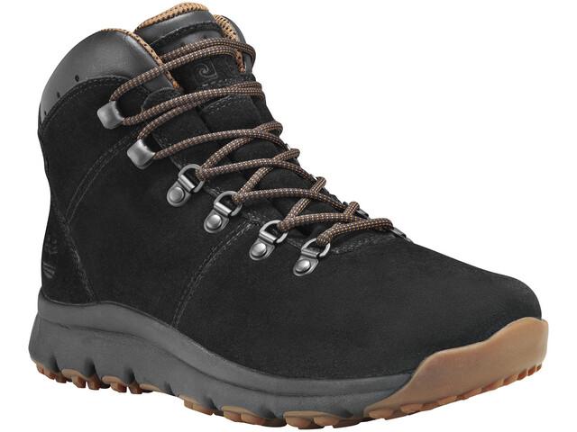 1ecefe14b81 Timberland World Hiker - Chaussures Homme - noir sur CAMPZ !